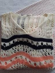 Blusa tricot Maria Filó