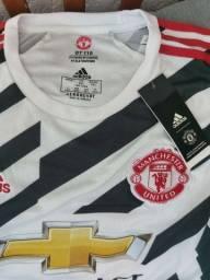 Camisa Manchester United 20/21