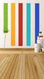 Pintor de paredes em geral