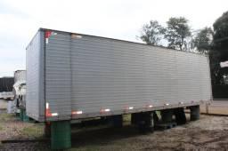 Bau carga seca para caminhao truck