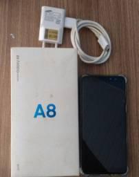 Vendo Samsung A8 R$700.00
