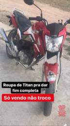 Tanque de titan 160