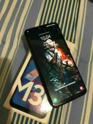 Samsung galaxy m30, somente TROCAS