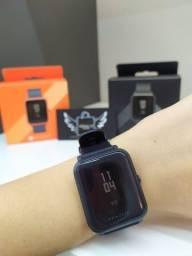 Relógio Smartwatch Amazfit Bip Xiaomi Lacrado A1608 - 6x Sem Juros - Loja Física