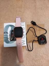 Relógio Smartwatch P8 + Película de Brinde