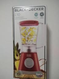 Liquidificador Black Decker Novo