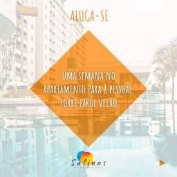 1 Semana No Salinas Park Resort