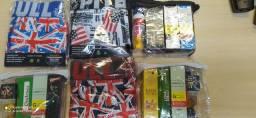 Cuecas, Kits com 5 itens de Lubrific, gel, óleos apimentar e esquentar a relação.