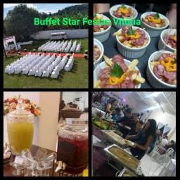 Buffet casamentos, batizados, noivados, empresas entre outros