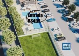 2- Brasil 3, condominio fechado no Turu e entrada de R$499,00