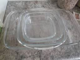 Forma de vidro