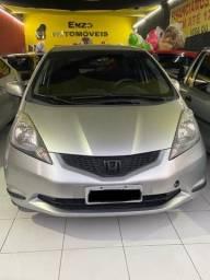 Honda fit LX ANO 2010 COMPLETO  AUTOMÁTICO