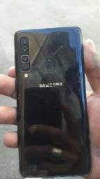 Samsung A9 pra hoje com avarias
