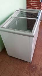 Freezer metalfrio 310 litros 127v