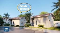 2-Boulevard 2, casas com suite e entrada de R$499,00