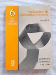Livro Fundamentos da Matemática Elementar