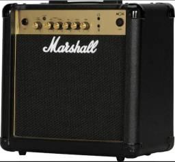 Caixa Combo Amplificada Marshall Mg15g