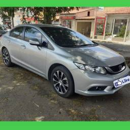 Civic LXR 2016 GNV Impecável. Particular