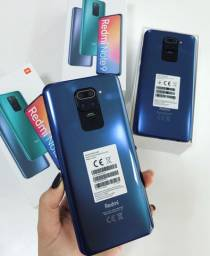 Celulares Xiaomi Linha Note 9, Note 9S e Note 9Pro