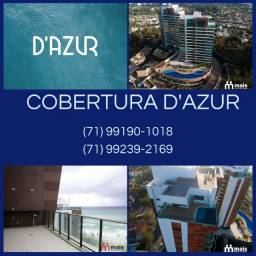 D'AZUR, Cobertura duplex com 374 metros, Torre Lune, Praia de Jaguaribe. Alto Padrão!
