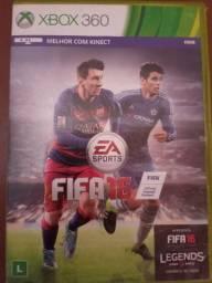 Fifa 15 e 16 Xbox 360