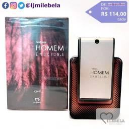 Perfume Natura Homem Emocione 100ml
