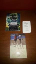 Leia Descrição + 3 Livros Excelentes para Casais