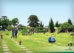 Vendo Jazigo no Cemitério Memorial da Vida em SJP