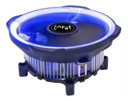 Cooler Universal Cpu 775 1155 1150 1151 Am3 Am4 Led Azul