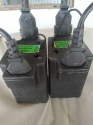 Vendo 2 transformadores de energia Novos