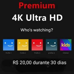 Conta Premium