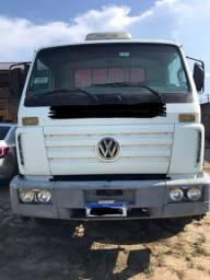 Caminhão VW 24250 2001 Traçado e Reduzido