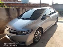 Honda Civic LxL 2011 Aut c/couro e GNV 5 geração