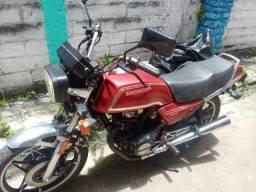 Honda CB 450 84