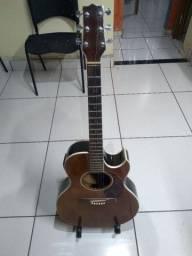 Ótimo violão feito por lutier!