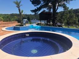 Piraquara - Chácara De Luxo 700 m Condomínio - Vegetação