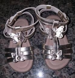 Calçados infantis para meninas