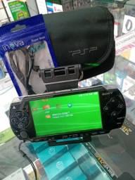 Psp Sony 6 jogos na memória