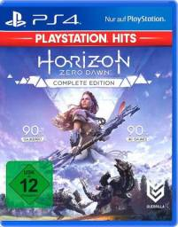 Jogos PS4 Horizon zero Dawn Complete edition