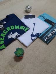 Camisetas multimarcas