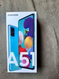 Galaxy A51 novo na caixa