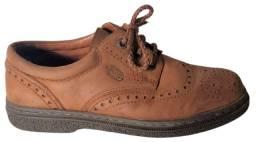 Sapato de Couro Importado | Marca ECCO | 40/41 | Pouco Uso