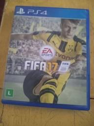 Troco FIFA 17 por qualquer outro jogo