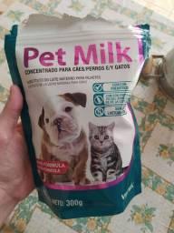 Leite para cães e gatos
