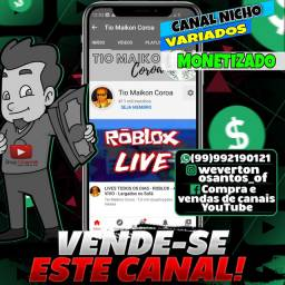 CANAL NO YOUTUBE 411K