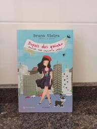Livros - Bruna Vieira.
