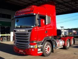Scania Higline 6x2 automatico