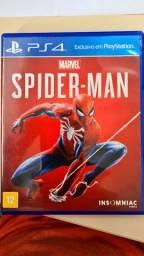 Jogo Spider Man Homem Aranha PS4