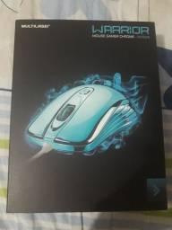Mouse Gamer Warrior 228 7 Cores 1600 DPI