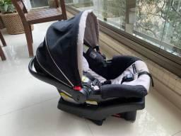 Cadeirinha Bebê Conforto Graco Snugride Click Connect 35